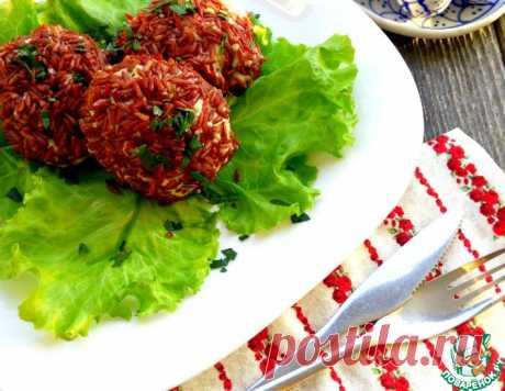 Паровые куриные котлеты в рисовой шубе – кулинарный рецепт