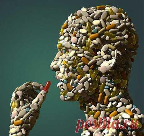 Последствия приема лекарств / Все для женщины