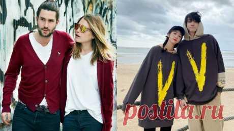 Парная одежда: 4 способа создать крутой образ с вашим парнем
