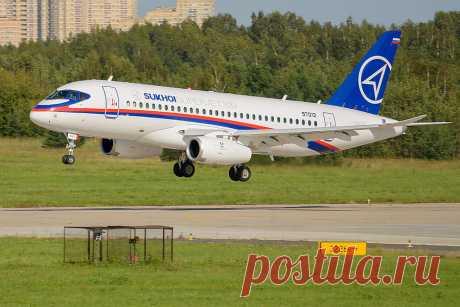 Денис Мантуров: Создаваемая дальневосточная авиакомпания может получить около 20 SSJ 100 16 февраля 2020 г., AEX.RU – Авиакомпания, которую планируется создать для перевозок на Дальнем Востоке, получит около двадцати самолетов SSJ 100,