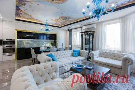 Красивые квартиры. 40 фото интерьеров Думаете, что главный секрет красивой квартиры кроется исключительно в дорогих вещах: роскошной отделке, итальянской мебели, люстрах, приобретенных на антикварных аукционах, картинах известных художников? На самом деле даже самые изысканные элементы обстановки и оформления сработают лишь в том случае, если они выстроятся в единую гармоничную интерьерную композицию.