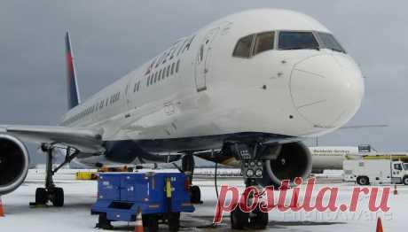 Фото Delta B752 (N655DL) ✈ FlightAware