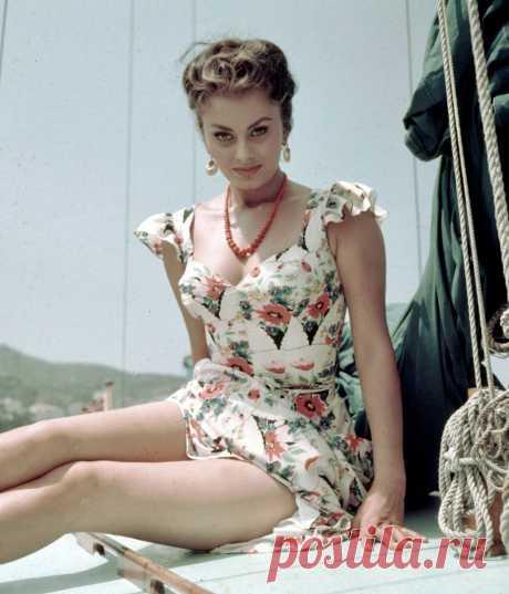 Sophia Loren | Tommy A. | Flickr