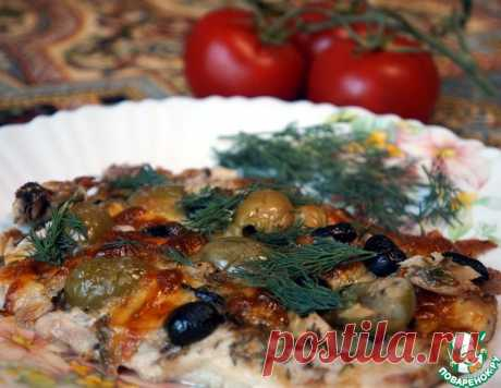 Запеченная скумбрия «Эрланген» – кулинарный рецепт