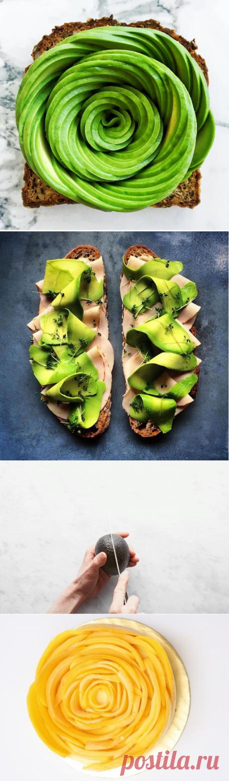 Как при помощи овощечистки создавать кулинарные шедевры