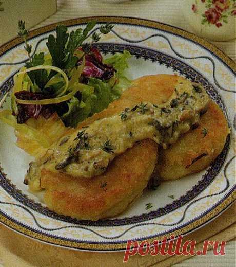 картофельные котлеты рецепт с фото - котлеты рецепты с фото  - кулинарные рецепты с фото - кулинарные рецепты с фотографиями