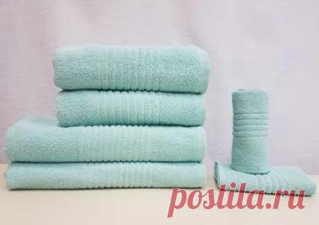 Мягкие и пушистые полотенца: как вернуть им махровость и новизну?