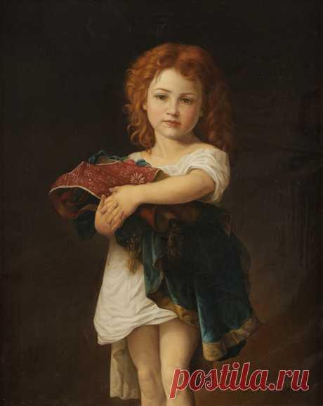 Словно сказка, редкостное чудо. Женщина-прекрасная богиня...Guillaume Seignac