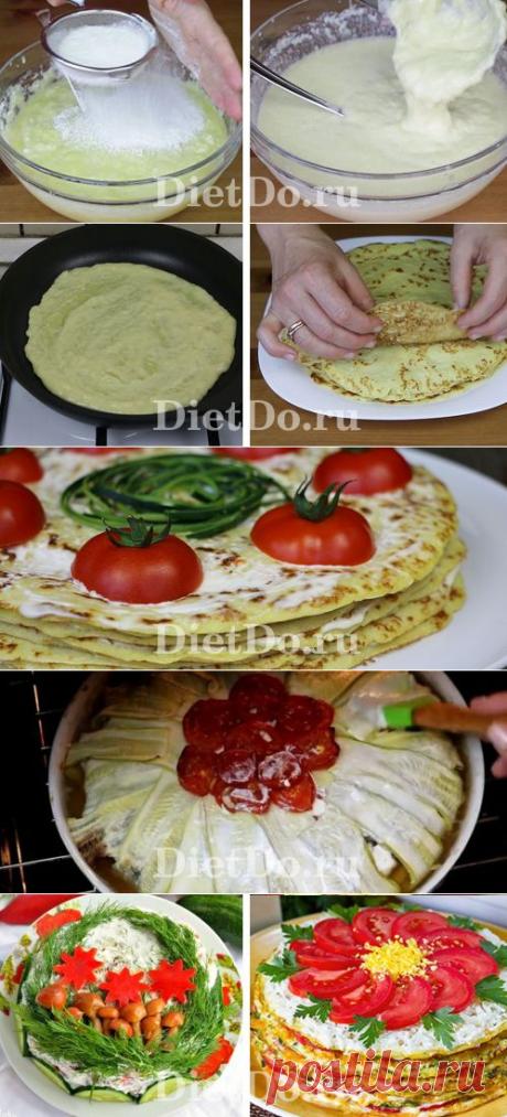 Торт из кабачков: ТОП-10 рецептов с фото быстро и вкусно