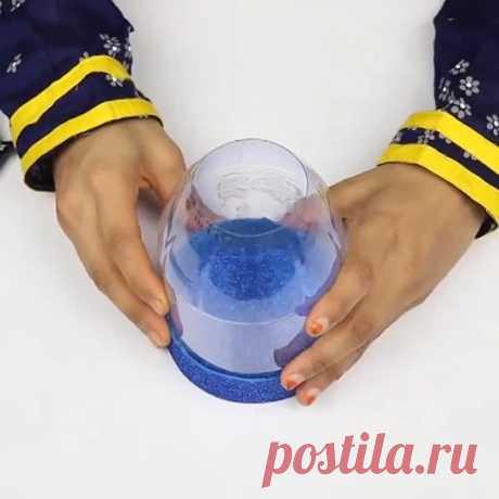 Идеи из пластиковой бутылки
