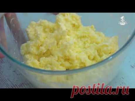 """Рецепт масляного крема """"Глазурь"""" для цветов от Малиновки"""
