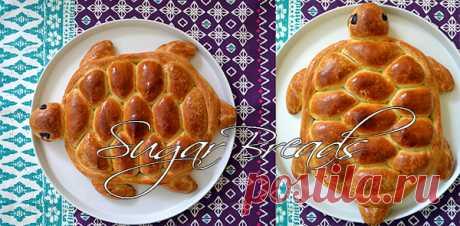 "Сдобные ""Черепашки-ниндзя"" | Sugar & Breads in Russia"