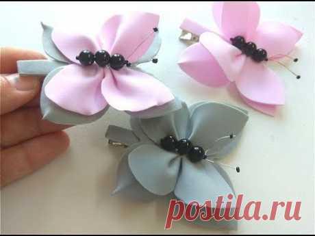 Бабочки из фоамирана без шаблонов и выкроек