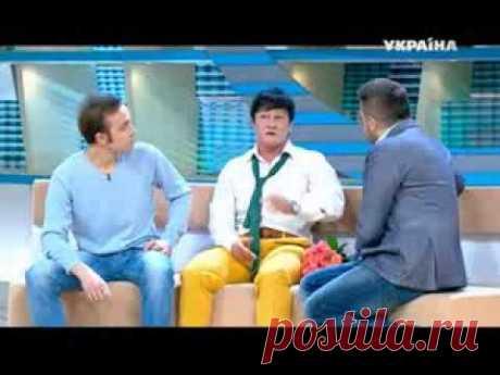 ТРК Украина Ток шоу-с участием Анны Куркуриной