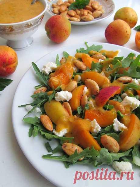 Постигая искусство кулинарии... : абрикосы
