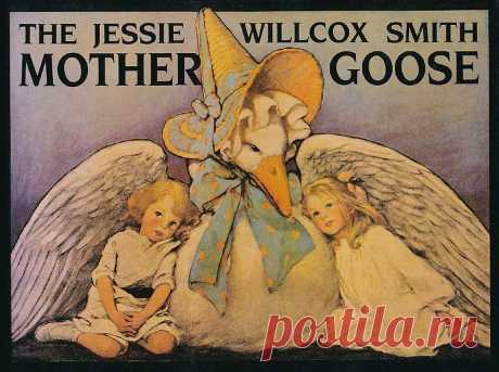 Джесси Уилкокс Смит/Jessie Willcox Smith (1863-1935)