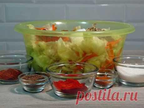 Мастер-класс смотреть онлайн: Готовим «Знаменитый корейский» салат из капусты | Журнал Ярмарки Мастеров