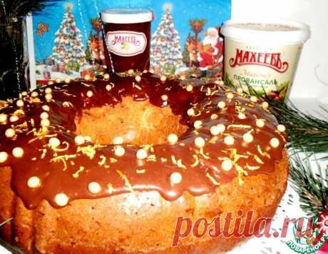 """Кекс """"Апельсин в шоколаде"""" – кулинарный рецепт"""