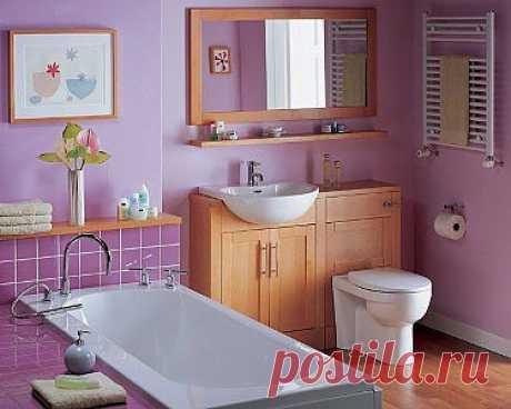 Чем покрасить стены и потолки на кухне и в ванной?
