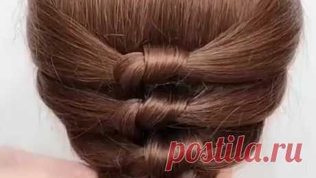 Креативные идеи с волосами