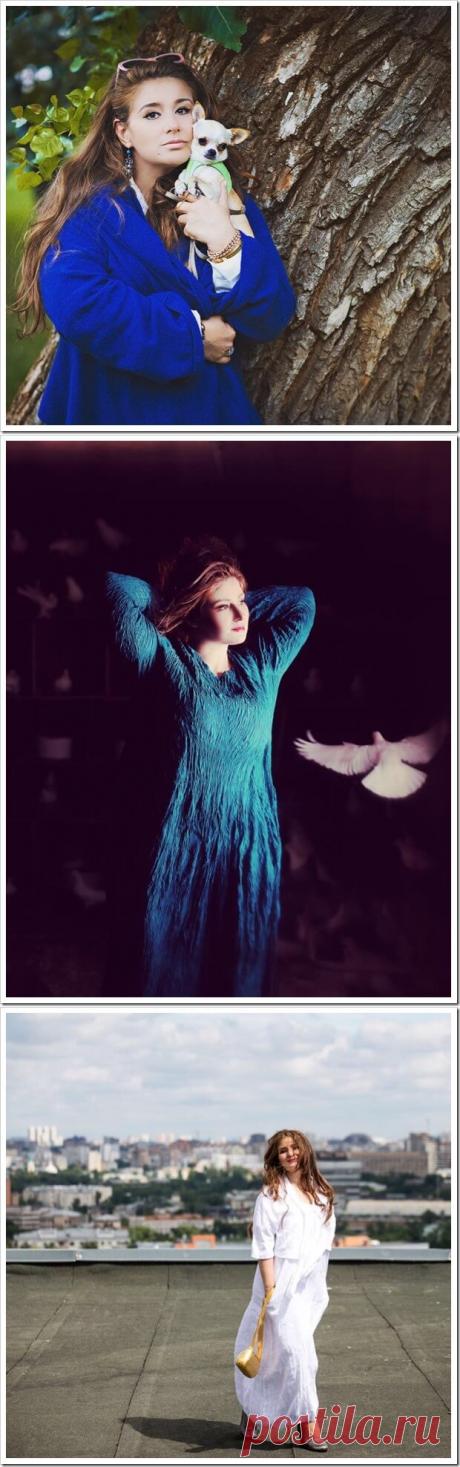 """Помните эту яркую девушку из сериала """"Воронины""""? Похудевшая Юлия Куварзина, говорит: «Лишний вес принес мне успех» - Бабушкины секреты"""