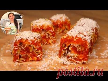 🧡Десерт БЕЗ выпечки! ПРОСТОЙ, ВКУСНЫЙ десерт из МОРКОВИ