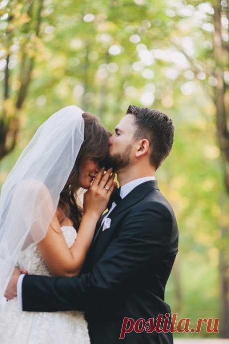 Свадьба на камерной вилле в сосновом лесу – просто мечта 💚