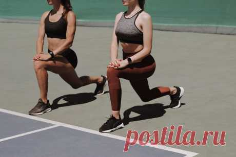 Лучшие упражнения для тех, кто мечтает о подтянутых и стройных бёдрах - WomanEL