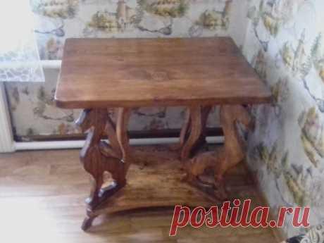 Изготовление еще одного столика с кошками. Большой спрос | Сделай сам | Яндекс Дзен