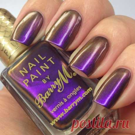 Barry M _ Persian from the Aquarium collection