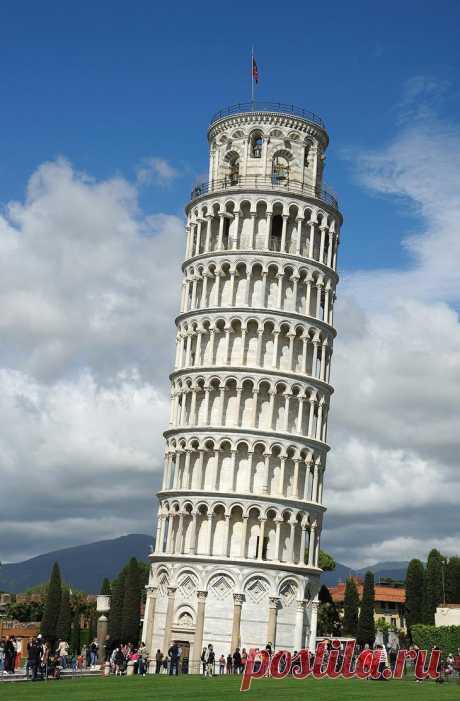 Пизанская башня: 10 фактов о легендарном сооружении, которых вы не знали Пизанская башня – одна из самых узнаваемых и фотографируемых достопримечательностей в мире. Но за этим знаменитым уклоном стоит увлекательная история, в которой нашлось место и воровству, и коварному ...