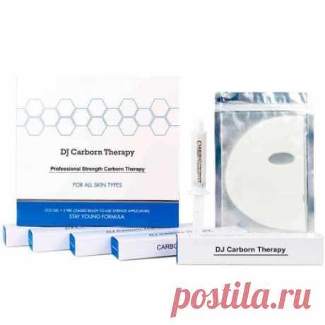"Карбокситерапия безинъекционная на 5 процедур ""DJ Carborn therapy CO2""!"