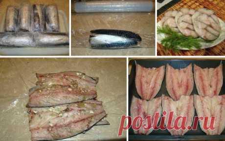 Рулет из скумбрии Рулет из скумбрии Такой рулет делают рыбаки в море из свежевыловленной рыбки. Свежевыловленная рыбка нам недоступна, поэтому будем делать из замороженной размороженной.