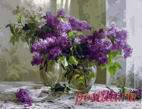Картины по номерам на холсте в интернет магазине arthomework.ru
