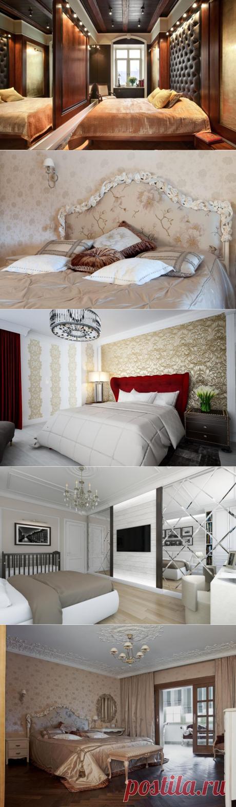 Как оформить темную спальню — Правильные идеи ремонта
