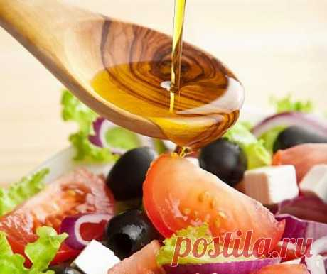 3 заправки для салатов