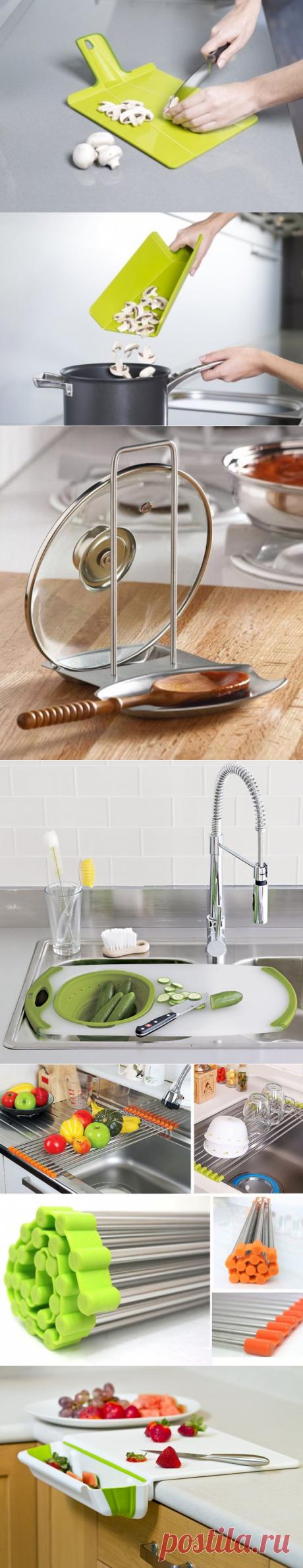 Полезные приспособления для вашей кухни