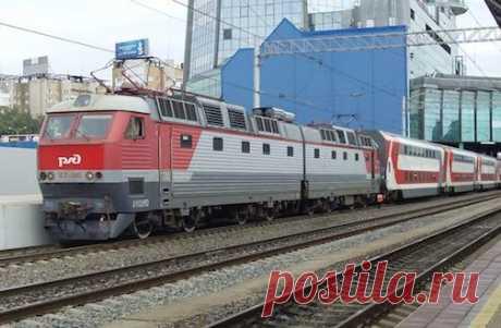 Билет на поезд теперь можно купить со скидкой в 30%