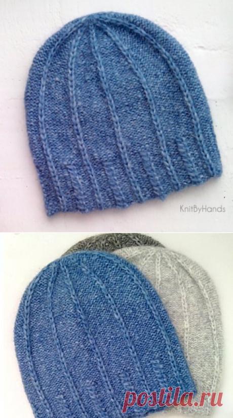 Hat-beanie Buy Аutumn hat Warm Knit Hat Outdoor Stripes | Etsy