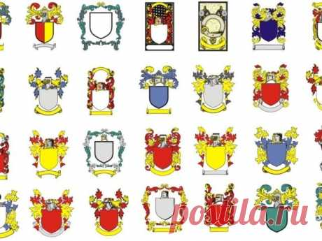 Картинки про герб семьи (41 фото) ⭐ Забавник