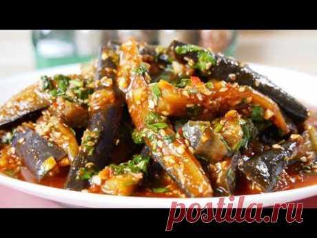 Закуска из БАКЛАЖАН - язык проглотишь), цыганка готовит. Салат из баклажан. Gipsy cuisine.