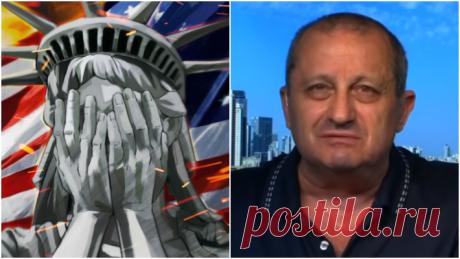 Кедми назвал признаки неизбежного краха США как единого государства | Новости