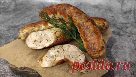 Домашняя венгерская колбаса из свинины   Пикабу