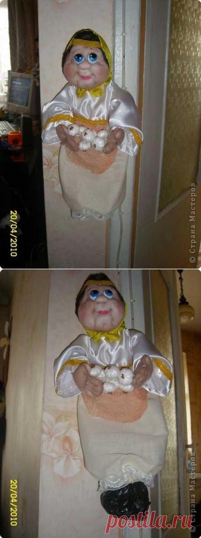 кукла-пакетница » Мастерклассы