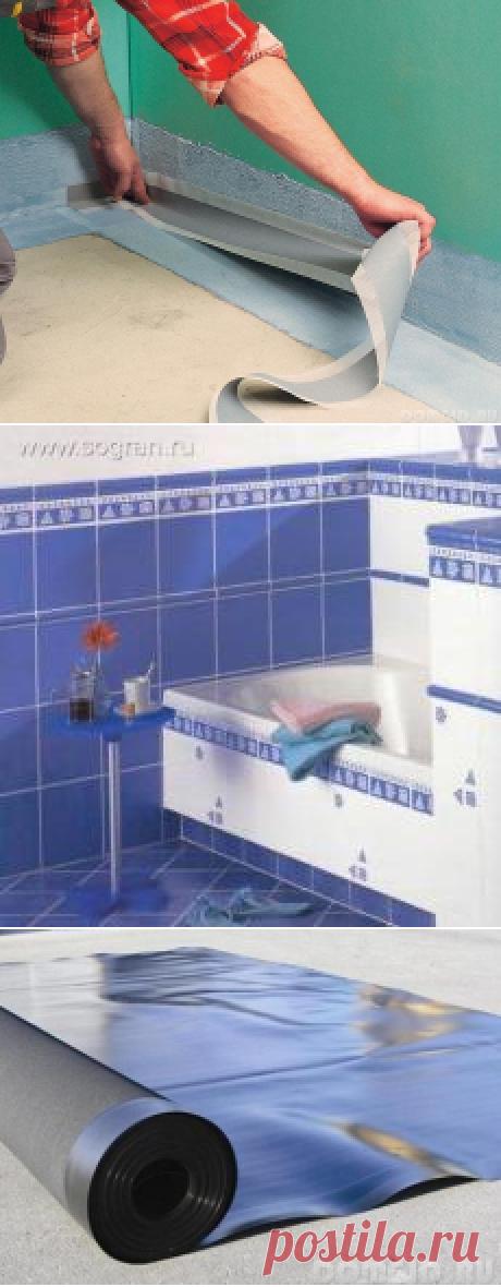 Гидроизоляция санузлов своими руками, как правильно это сделать, полезные советы