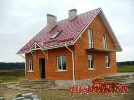 Строим дачный дом: выбор материала | Антонов Сад | Яндекс Дзен