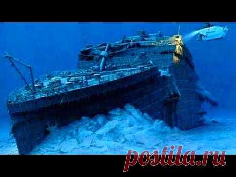 100 Лет Спустя Ученые Вернулись на Титаник, То Что Они Нашли Поражает