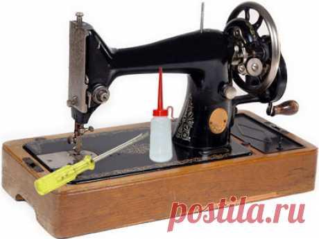 Швейная машина Подольск   Ремонт машинки Подольск своими руками