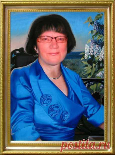 Валентина -Дружинина