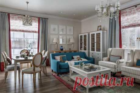 Таблица сочетания цвета в интерьере: пол, потолок, стены, мебель